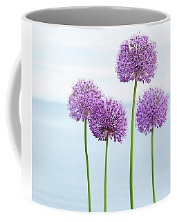 Alliums 2 Coffee Mug