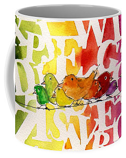 Allphabirds Coffee Mug