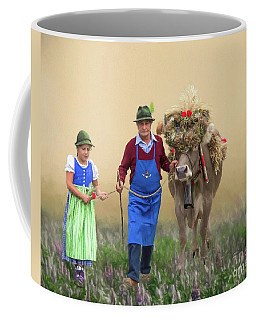 Almabtrieb Coffee Mug