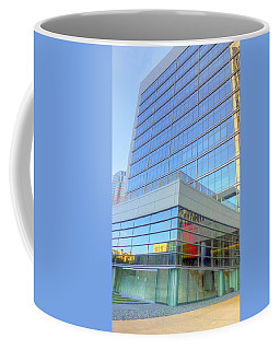 Almost Invisible La Coffee Mug