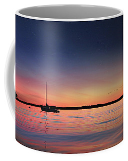 Coffee Mug featuring the photograph Almost Paradise by Lori Deiter
