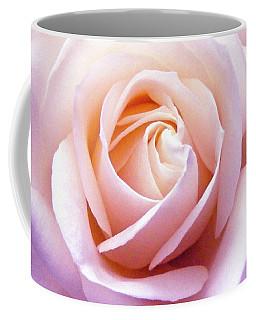 Almost White Coffee Mug