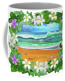 Aloha Hawaii Coffee Mug