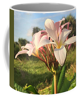 Coffee Mug featuring the photograph Aloha by LeeAnn Kendall