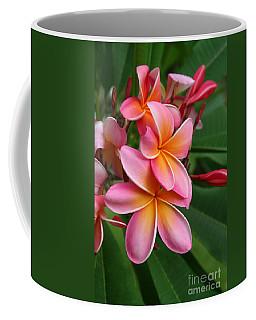 Aloha Lei Pua Melia Keanae Coffee Mug