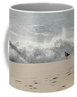 Alone - Jersey Shore Coffee Mug