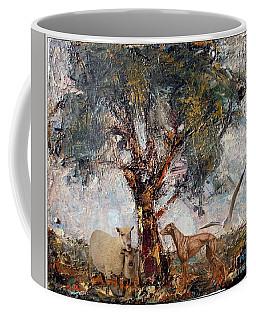 Alone Against Storms 5 Coffee Mug