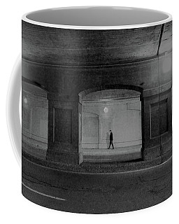 Alone Coffee Mug by David Pantuso