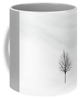 Alone In The Storm Coffee Mug