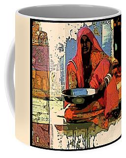 Alone In Color Coffee Mug