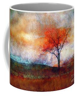 Alone In Colour Coffee Mug