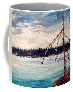 Alone On The Edge Coffee Mug