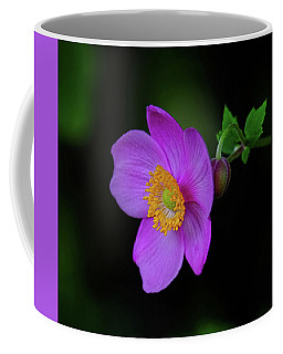 Anenome Purple Coffee Mug