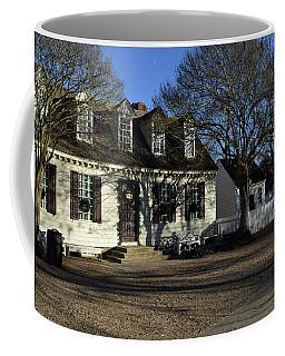 Along A Williamsburg Street Coffee Mug