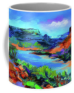 Along Colorado River - Utah Coffee Mug