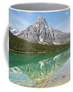 Along Highway 93 Coffee Mug