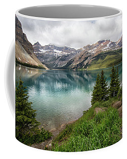 Along Icefields Parkway Coffee Mug
