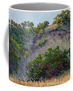 Along Jalama Creek Coffee Mug