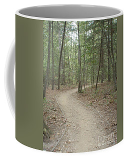 Along Our Winding Paths Coffee Mug