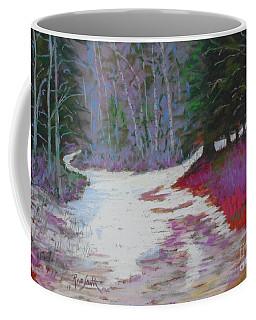 Along The 103  Coffee Mug by Rae  Smith PAC