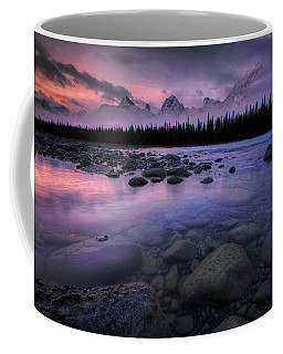 Along The Athabasca Coffee Mug