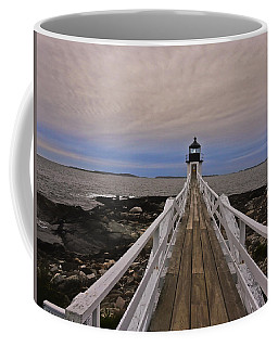 Along The Boardwalk Coffee Mug