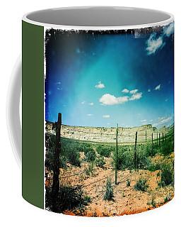 Along The Border Coffee Mug
