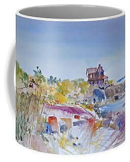 Along The Coast Coffee Mug