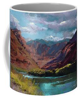 Along The Colorado Coffee Mug