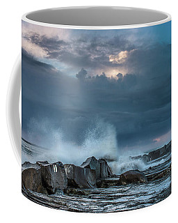 Along The Jetty Coffee Mug