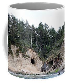 Along The Oregon Coast - 2 Coffee Mug