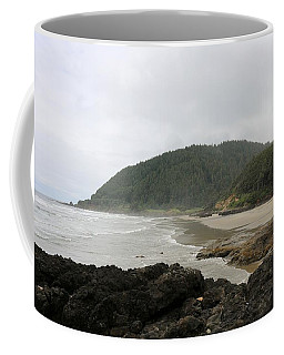 Along The Oregon Coast - 3 Coffee Mug