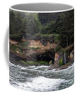 Along The Oregon Coast - 5 Coffee Mug