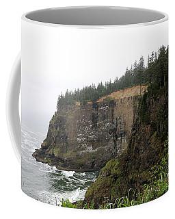 Along The Oregon Coast - 8 Coffee Mug