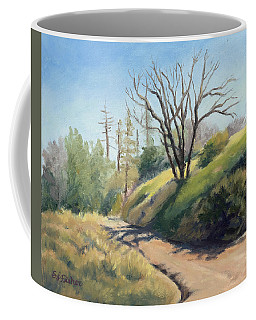 Along The Pacific Crest Trail Coffee Mug