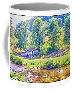 Along The River Coffee Mug
