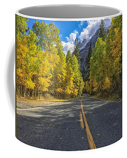 Coffee Mug featuring the photograph Along The Road 2 by Jonathan Nguyen