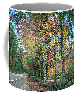 Along The Road Coffee Mug