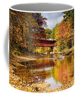 Along The Swift River Coffee Mug