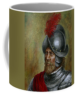 Alonso De Alvarado Coffee Mug