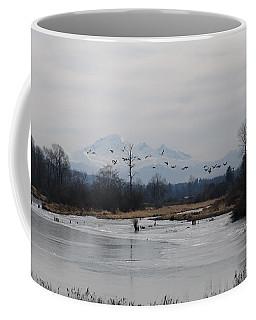 Alouette River Coffee Mug