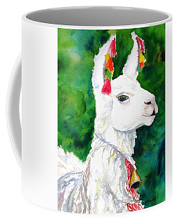 Alpaca With Attitude Coffee Mug