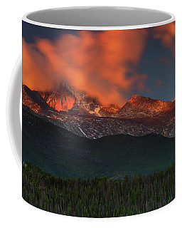 Alpenglow Sunrise Coffee Mug