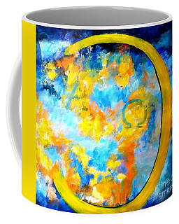 Alpha And Omega Coffee Mug