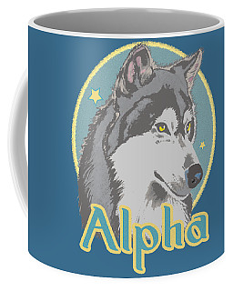 Alpha Coffee Mug