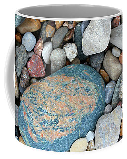 Alpha Rock On The Beach Coffee Mug
