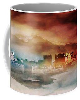 Alpine Landscape II Coffee Mug