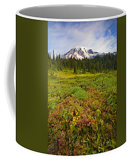Alpine Meadows Coffee Mug