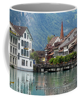 Alpine Scene Coffee Mug
