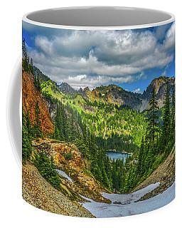 Alpine Solitude Coffee Mug
